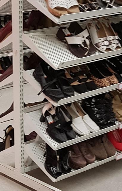 Value Village Shoes