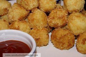 Garlic Onion Potato Balls