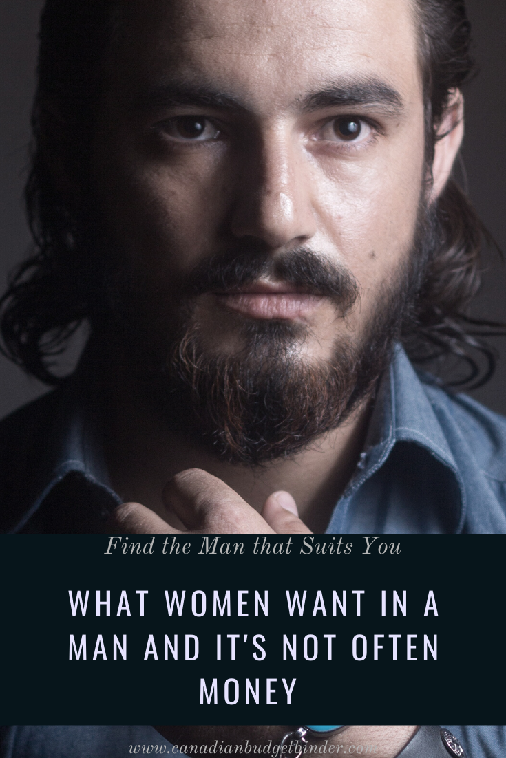 What Women Want In A Man And It's Not Often Money