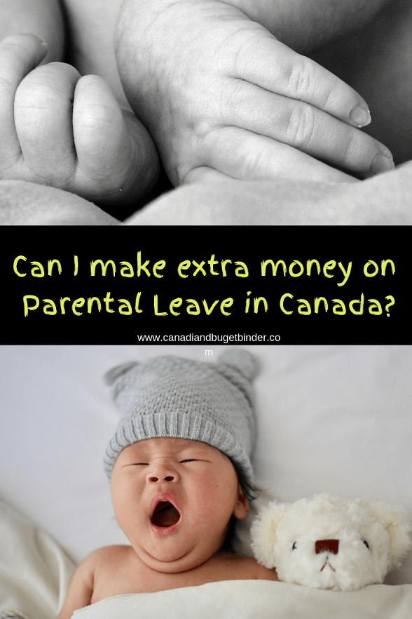 Making Money on Parental Leave In Canada
