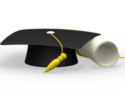 Graduation Cap OSAP loan