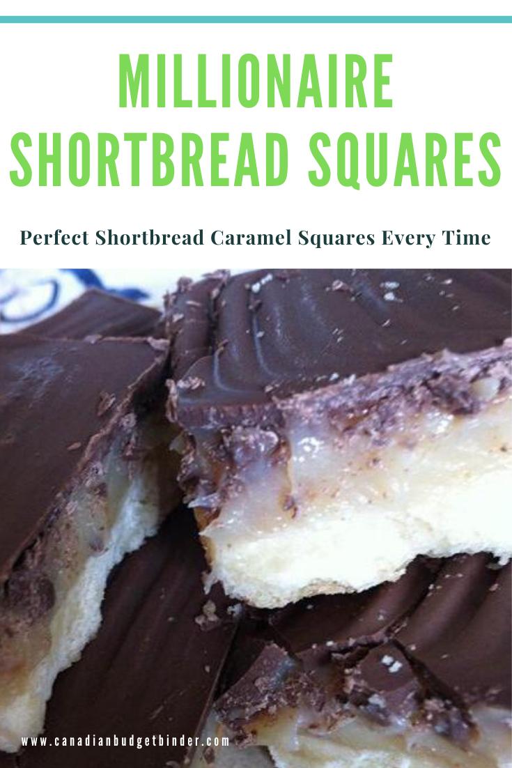 Millionaire Shortbread Squares 2