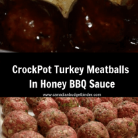 Turkey Meatballs Crockpot
