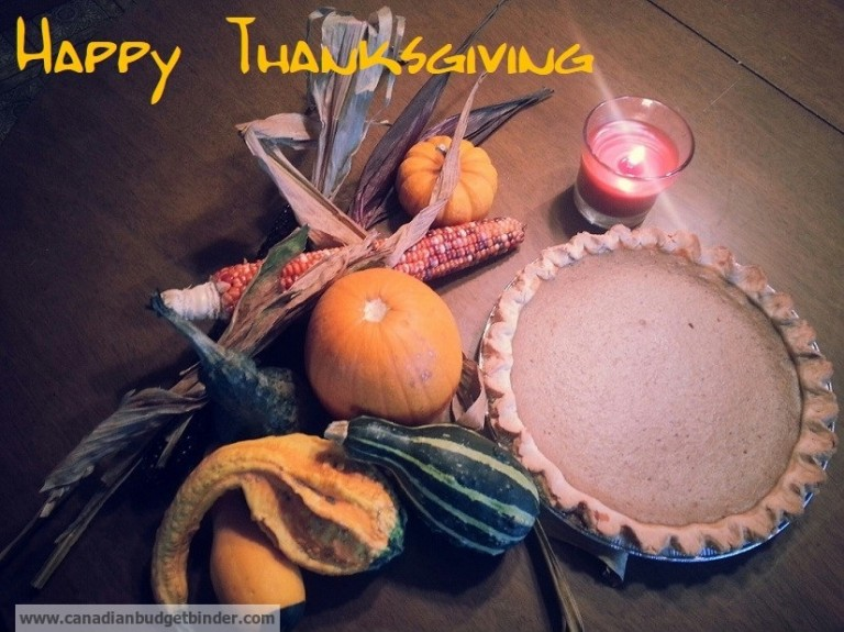 Thanksgiving: Being thankful on a budget