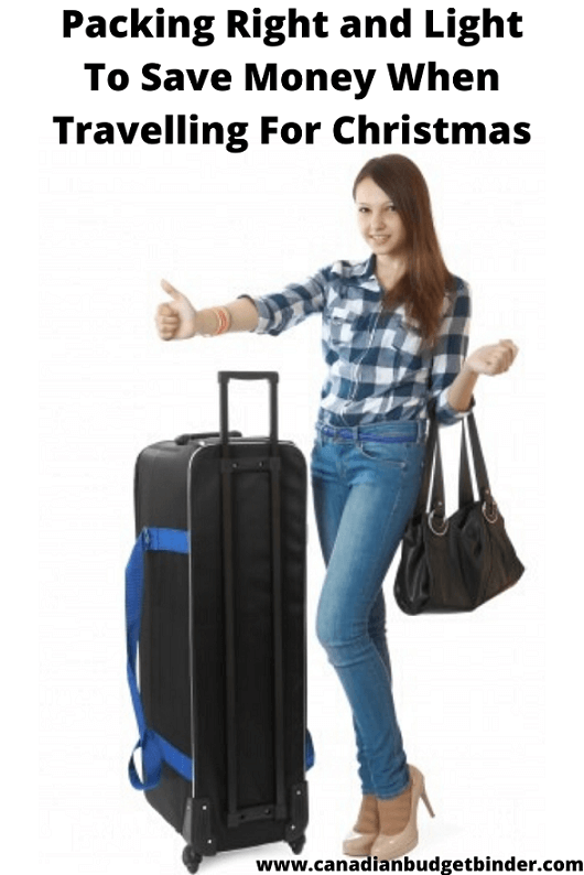 Packing Right To Save Money When Travelling For Christmas