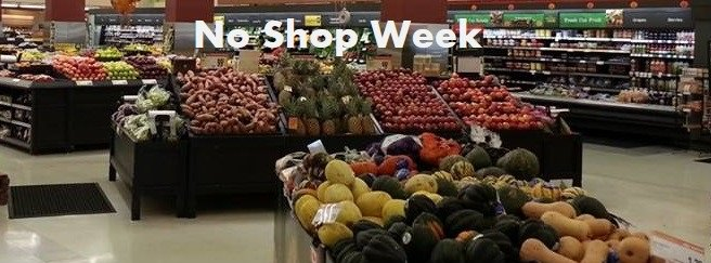 no shop week