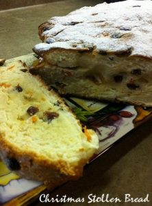 Christmas-Stollen-Bread