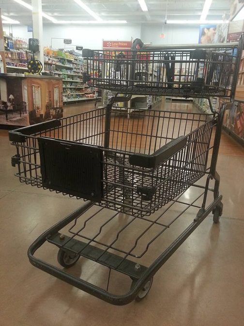 shopping-cart-walmart