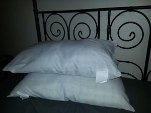 free-pillows
