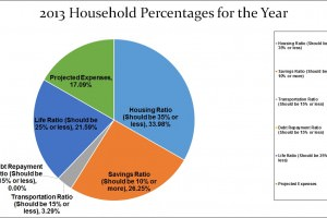 2013-household-percentages-for-the-year