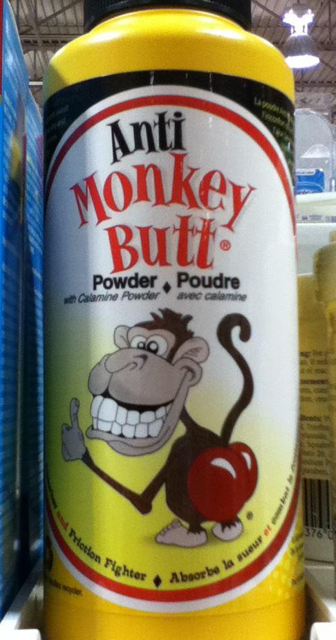 Anti-monkey-butt-powder