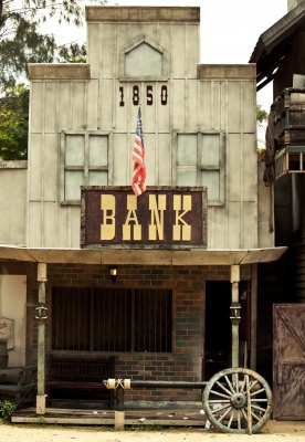 Bank Western Style