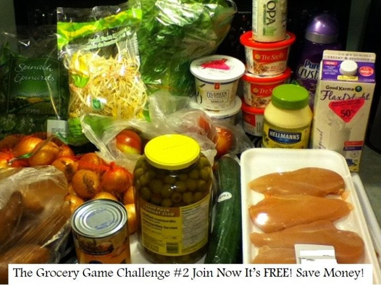 The Grocery Game Challenge Jan 6-12, 2014 #2: Does a product name entice you to buy?