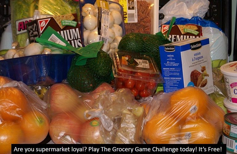 Are you supermarket loyal?-The Grocery Game Challenge Jan 20-26, 2014 #4