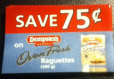dempsters canada coupon