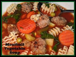 meatball-vegetable-soup