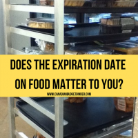 Does The Expiration Date On Food Matter To You