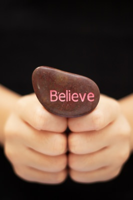 Forcing your financial belief system never works