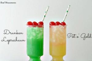 drunken leprechaun drink St. Patricks Day