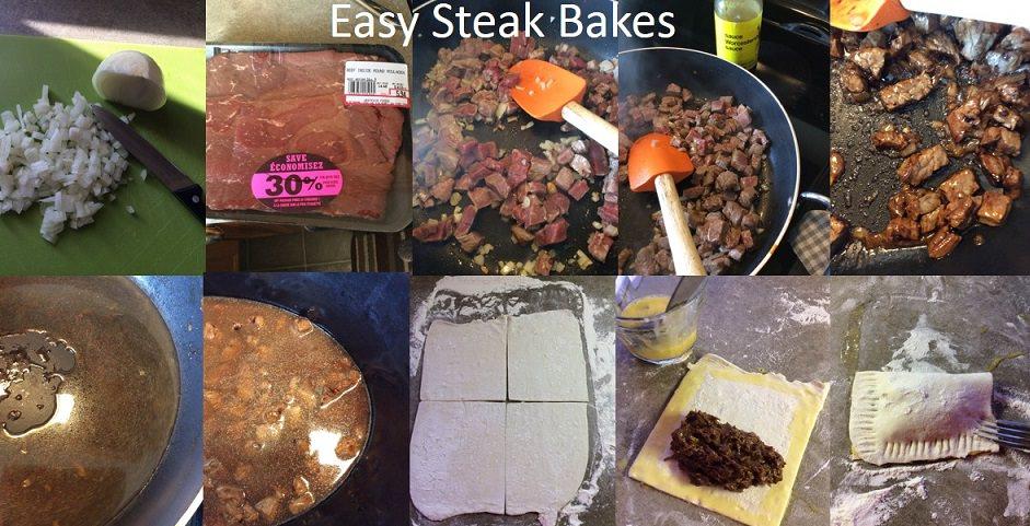 easy steak bake instructions
