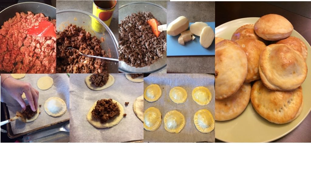 meat buns step by step instructions