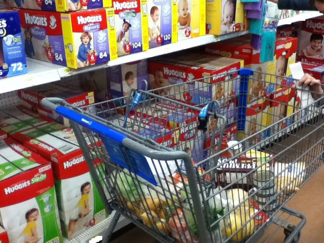 Do you blow your grocery budget if you rush? : The Grocery Game challenge #2 Mar 10-16, 2014