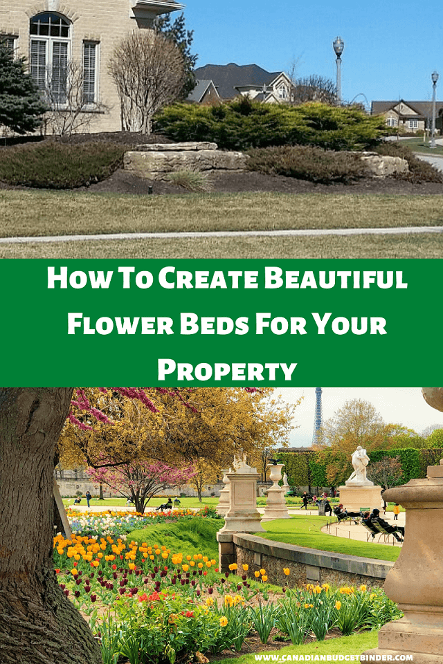 How To Create Beautiful Flower Beds For Your Property