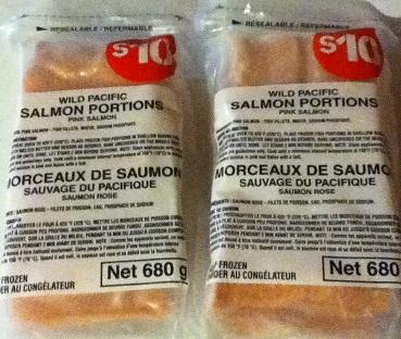 Wild Pacific Salmon