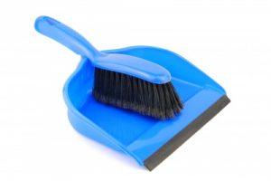 amortization schedule dust pan