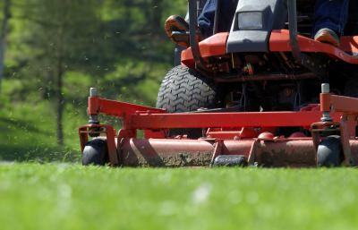 Why just mowing the lawn is one step in property maintenance