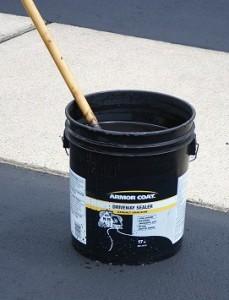 Armor coat asphalt driveway sealer 2