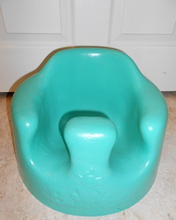 Blue Bumbo Chair