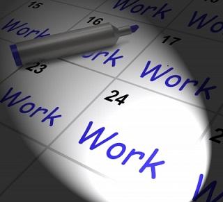 compressed work week