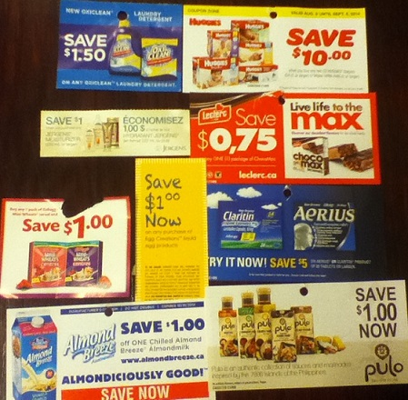 August 2014 Canadian Coupons