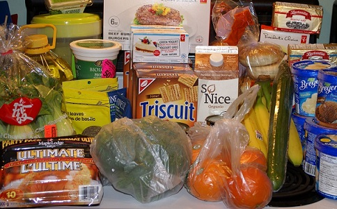 grocery game challenge August 2014 shop 5