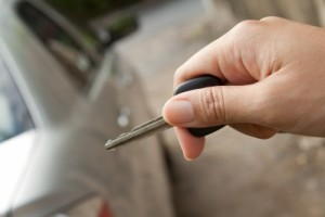 Key selling used vehicle
