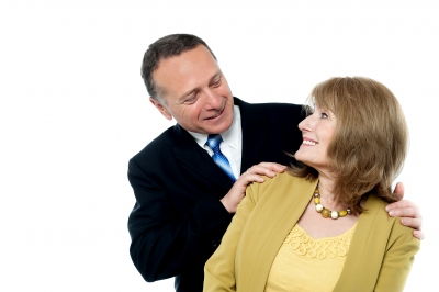 Couple's happy retirement on hold until son moves out