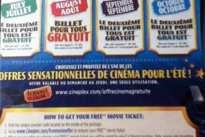 promo codes cereal box cinema coupons