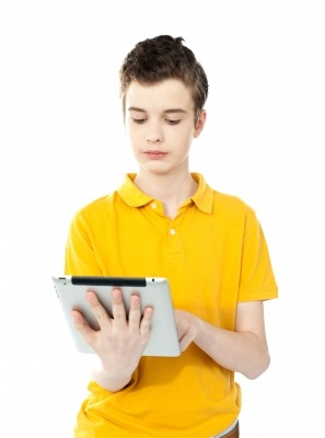 Child budgeting with technology