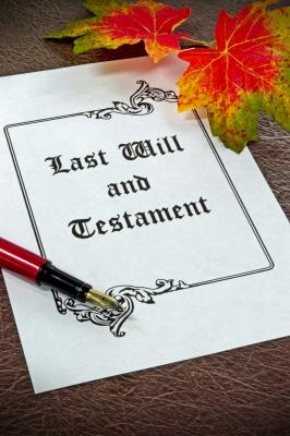 Will & Testament Photo