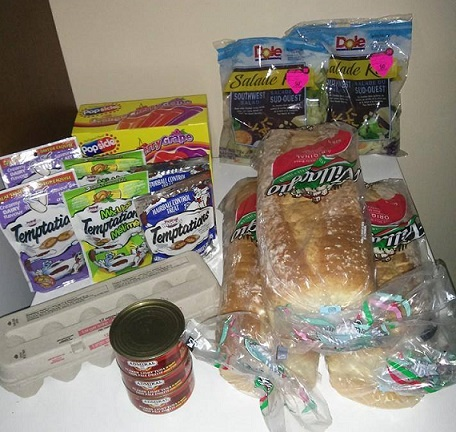 grocery budget savings Melissa Mullins