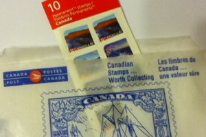 Canadian Permanent Stamps P