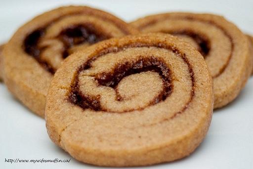 cinnamon swirl sweeties