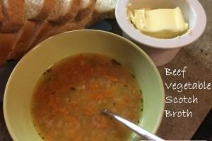 Beef Vegetable Scotch Broth