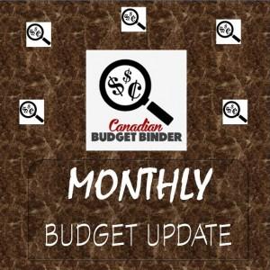 Canadian Budget Binder Monthly Budget Update Logo 2