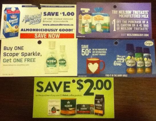 Canadian coupons january 2015 GGC 1
