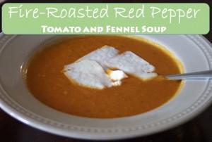 Fire Roasted Red Pepper Soup v2