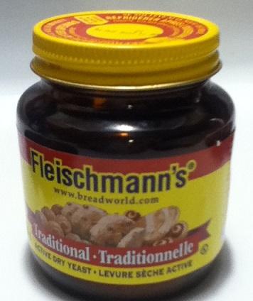 Fleischmans yeast