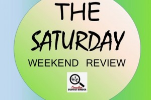 The Saturday Weekend Review logo
