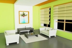 Modern Living Room Minimalism